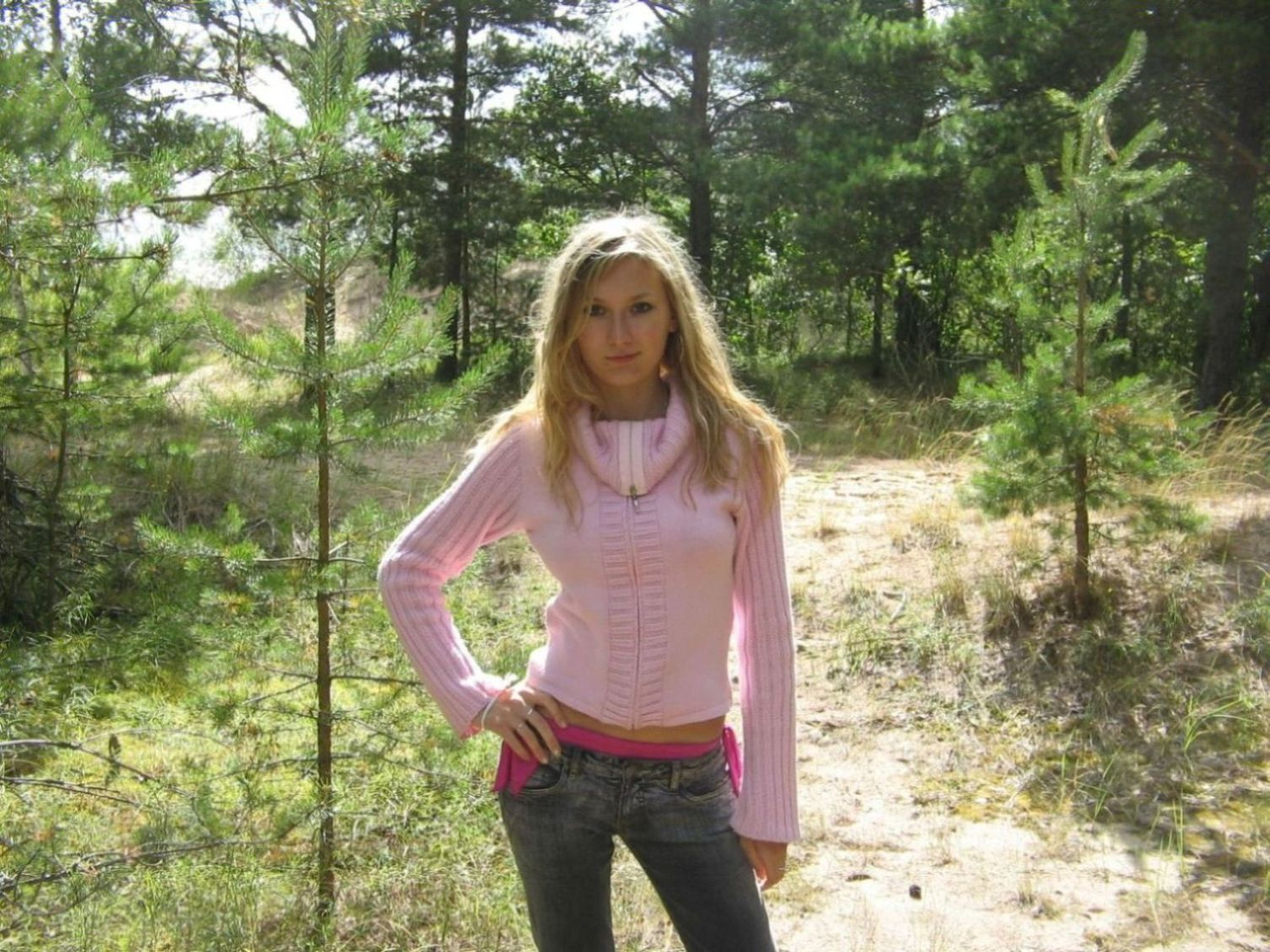 Sandra, 24 Jahre, Freburg: Dumm fickt gut – Intelligenz fickt richtig dreckig